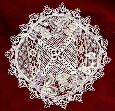 Normandy doily393