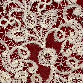 Rosaline doily erased part